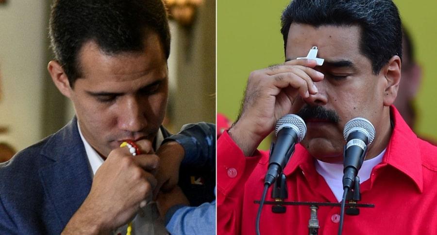 Amenazas a Juan Guaidó