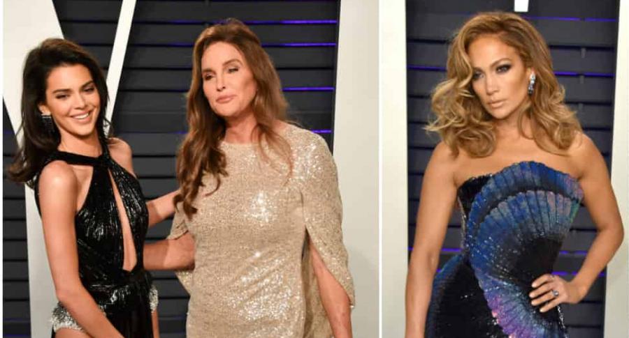 Kendall, Caitlyn Jenner y Jennifer Lopez
