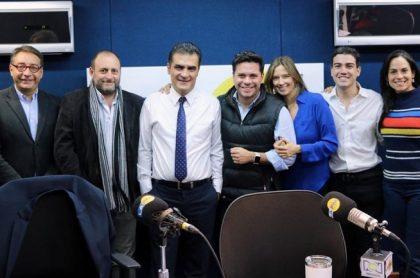 Equipo periodístico de La FM