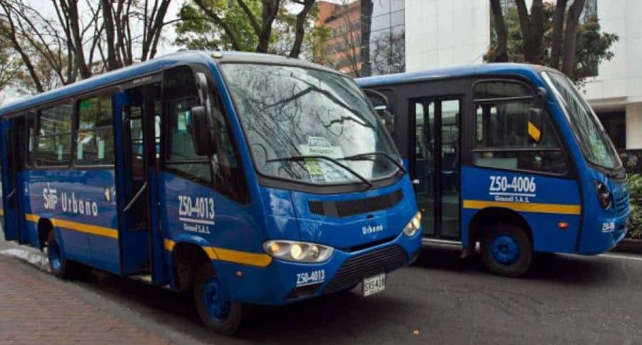 Buses SITP