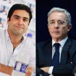 Samuel Hoyos y u00c1lvaro Uribe