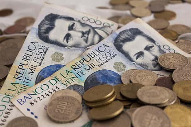 Dinero colombiano