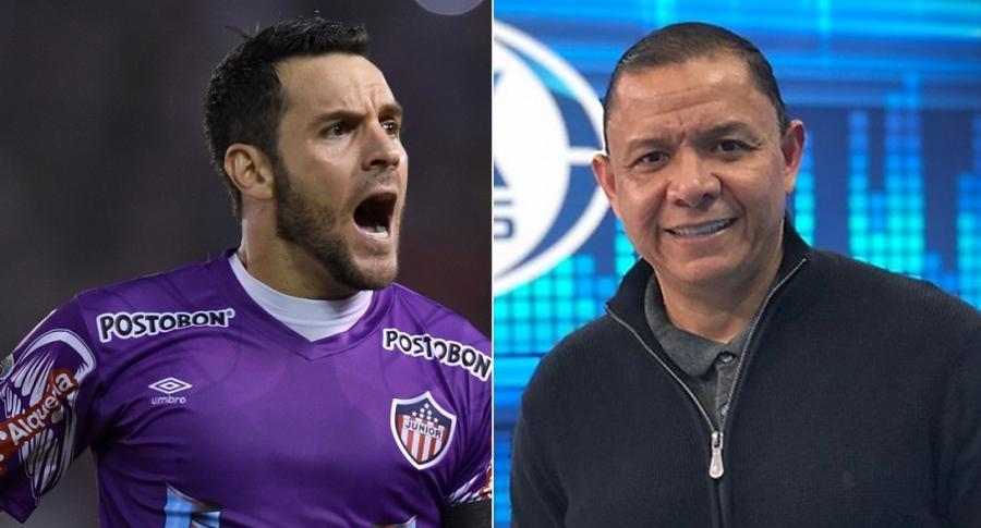 Sebastián Viera e Iván René Valenciano