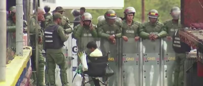 Frontera colombo venezolana