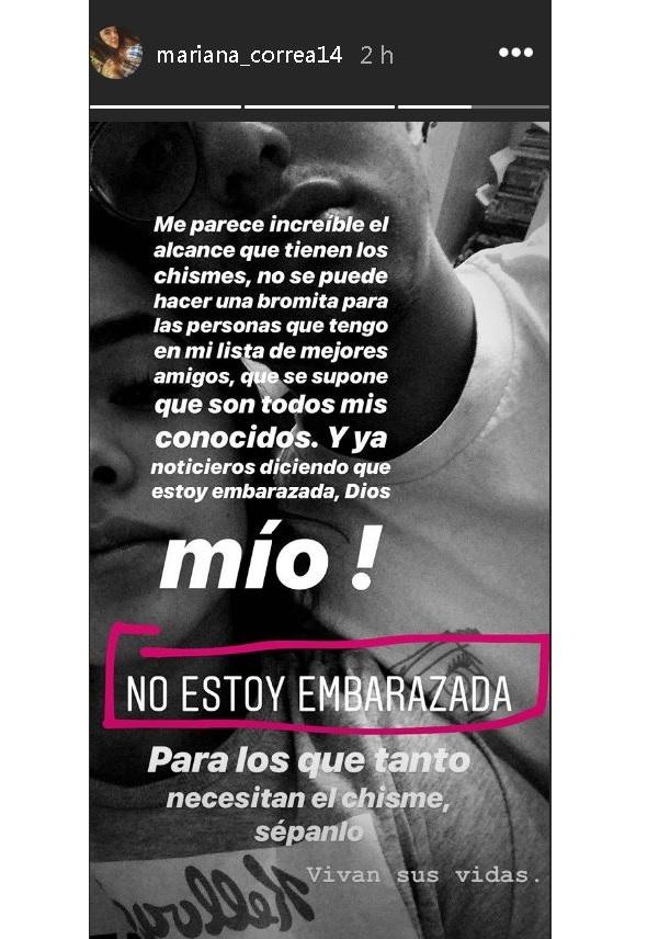 Historia de Mariana Correa