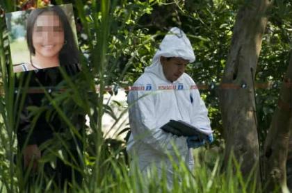 Menor asesinada en Ibagué
