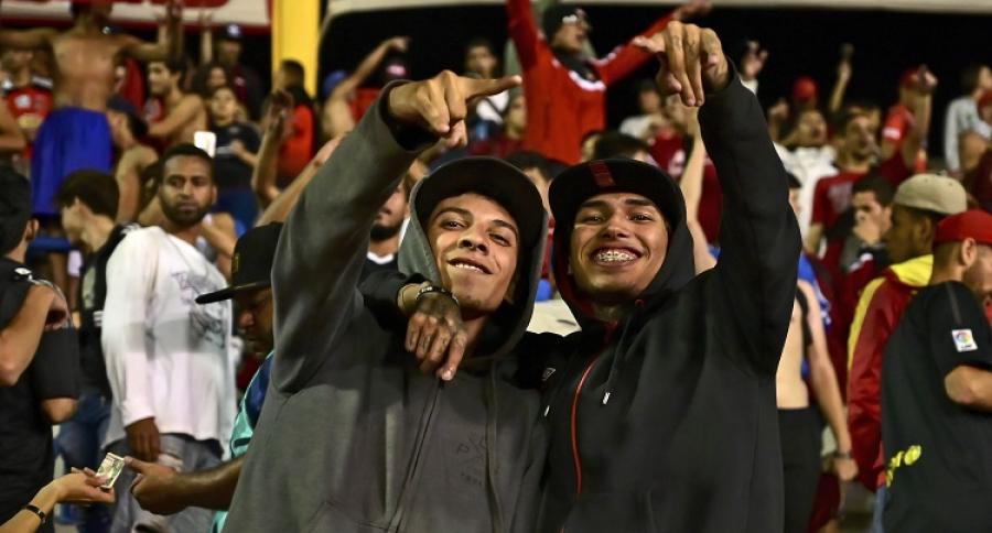 Hinchas del Caracas FC