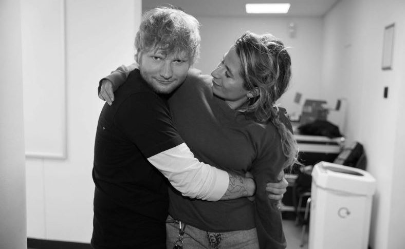 Ed Sheeran y Cherry Seabron