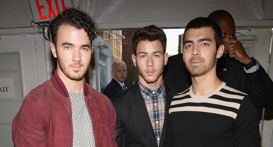 Joe Jonas, Kevin Jonas y Nick Jonas: los Jonas Brothers