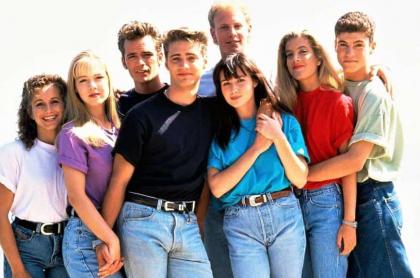 Elenco de 'Beverly Hills 90210'