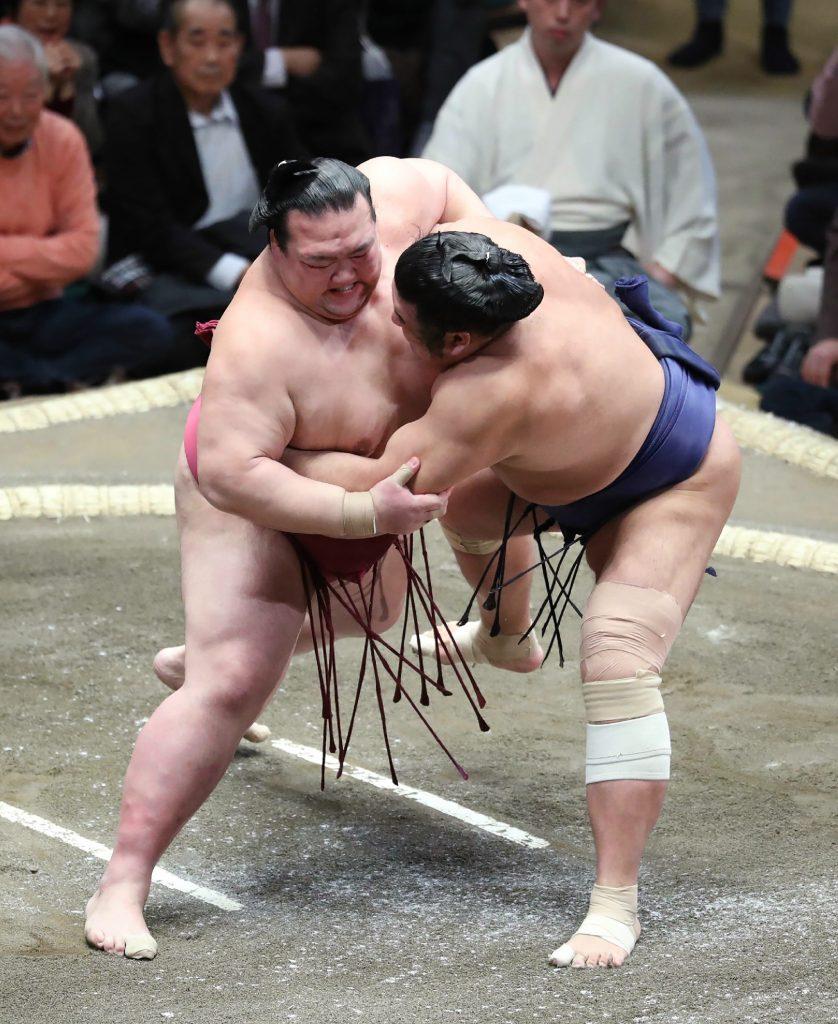 Kisenosato vs. Tochiozan