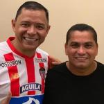 Iván René Valenciano y Víctor Danilo Pacheco