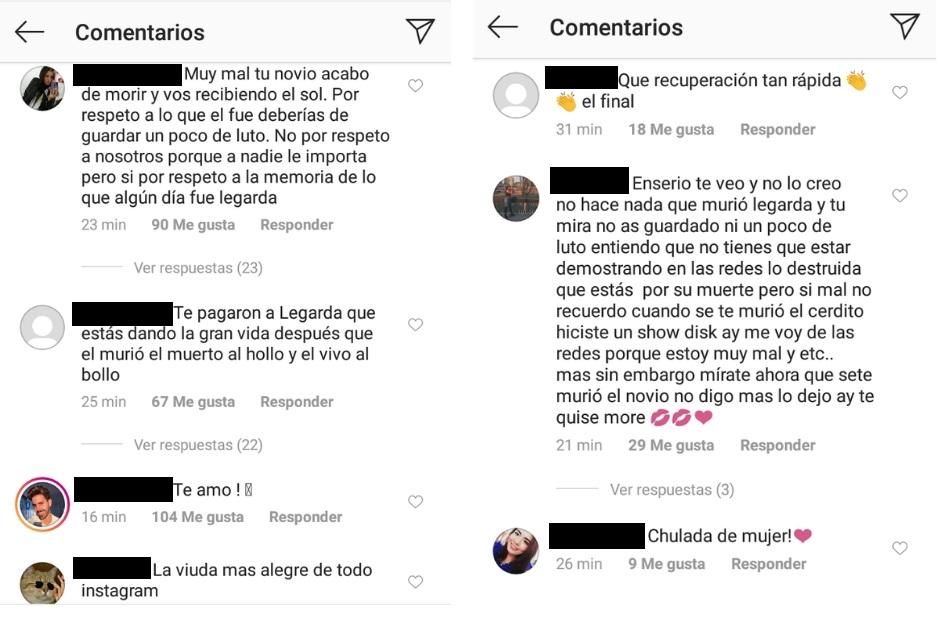 Comentarios post Luisa Fernanda W