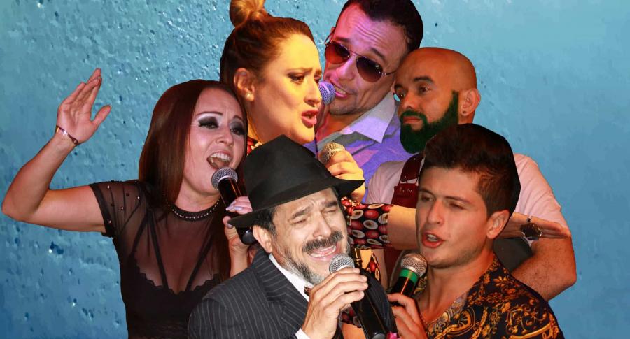 Maria Irene Toro, Diana Galindo, Alberto cardeño, Nando monge, Carlos Andrés mejía, Jona Cabrera