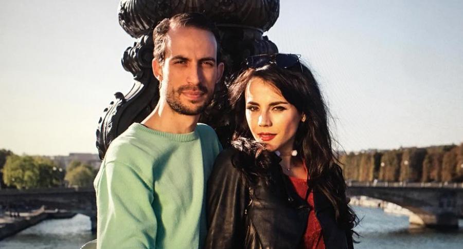 Nicolás Moreno y Carolina Gaitán