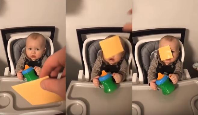 Cheesed challenge