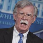 El asesor de Seguridad Nacional de la Casa Blanca, John Bolton.