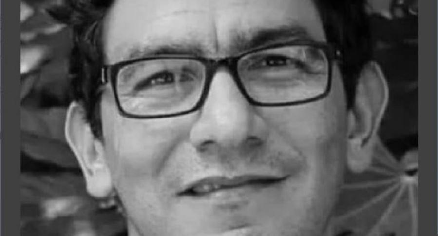 Javier Maldonado, investigador de la Universidad Javeriana desaparecido