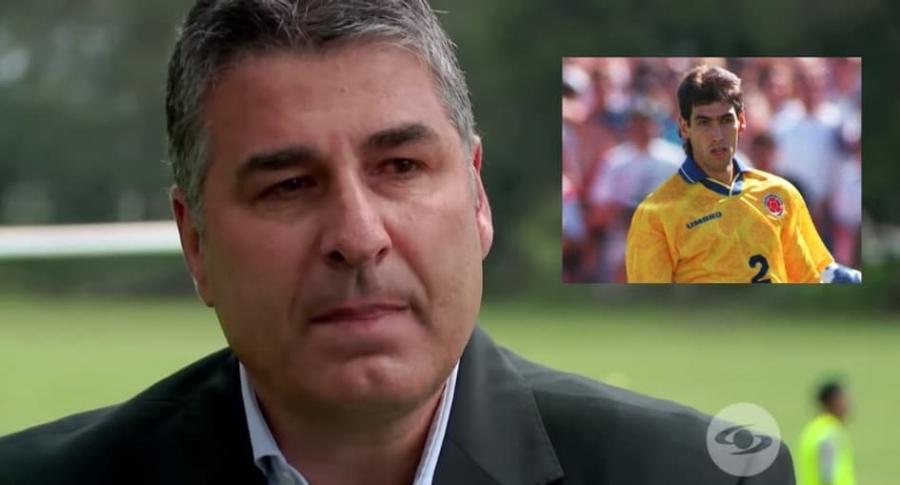 Santiago y Andrés Escobar