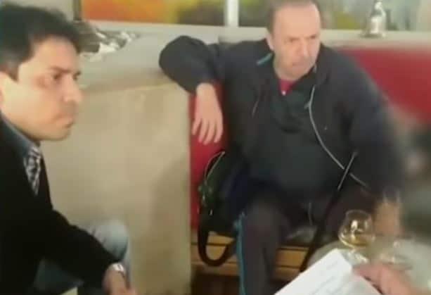 Carlos Bermeo y Luis Alberto Gil