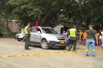 Asesinato en Buga