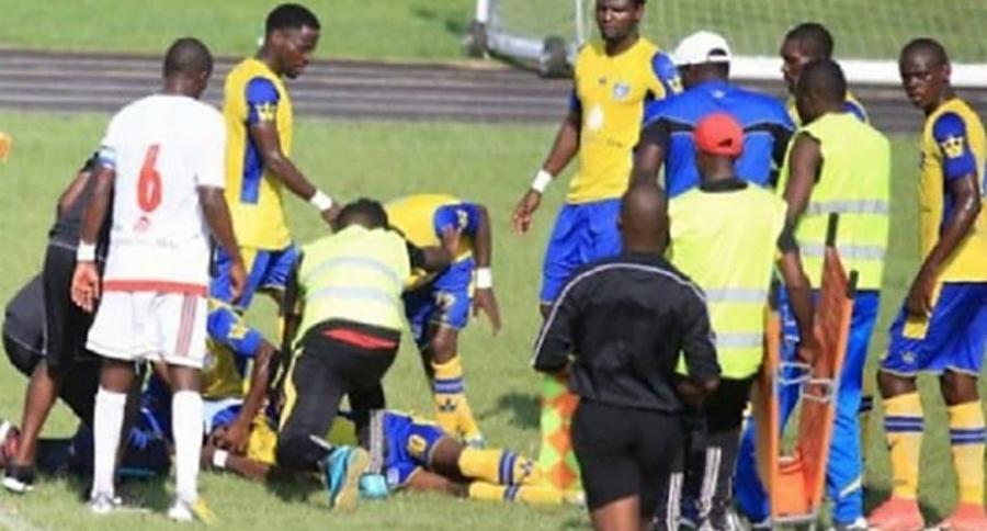 Jugador del Akanda FC