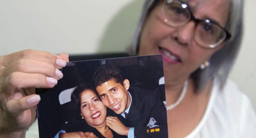 Mamá de Juan Guaidó