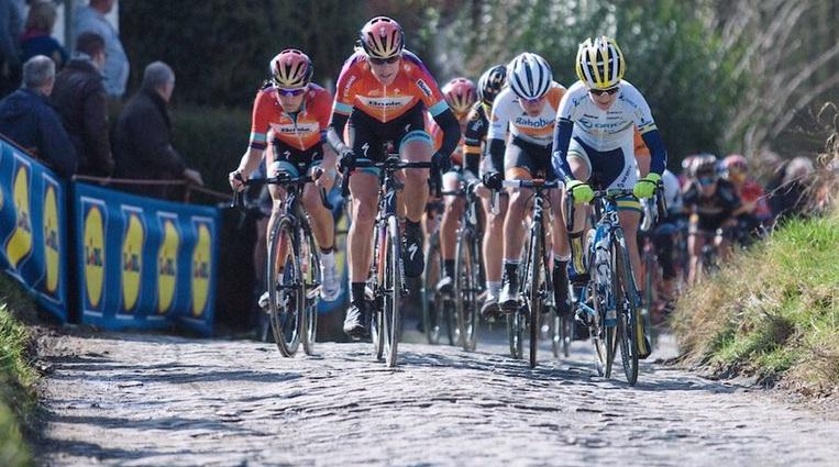 Lote femenino ciclismo
