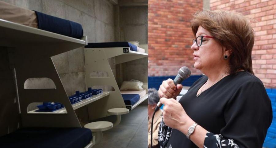 Gloría María Borrero, ministra de Justicia