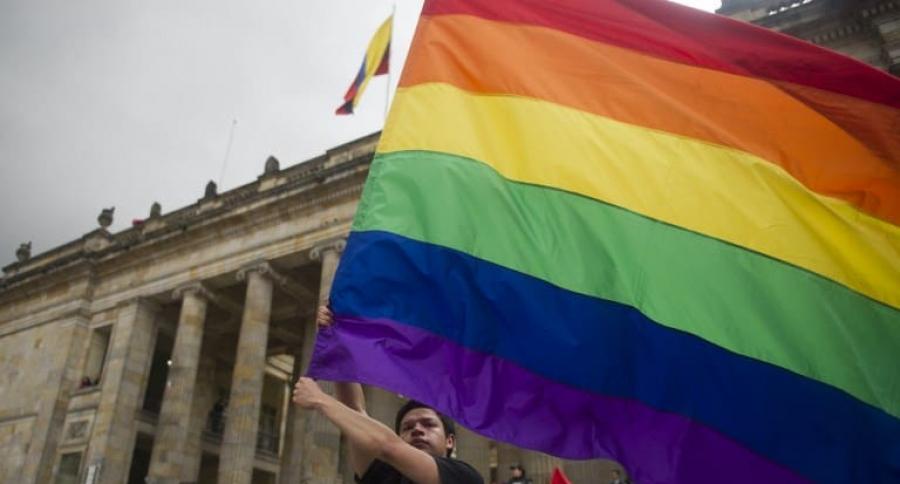 Bandera de la comunidad LGTBI