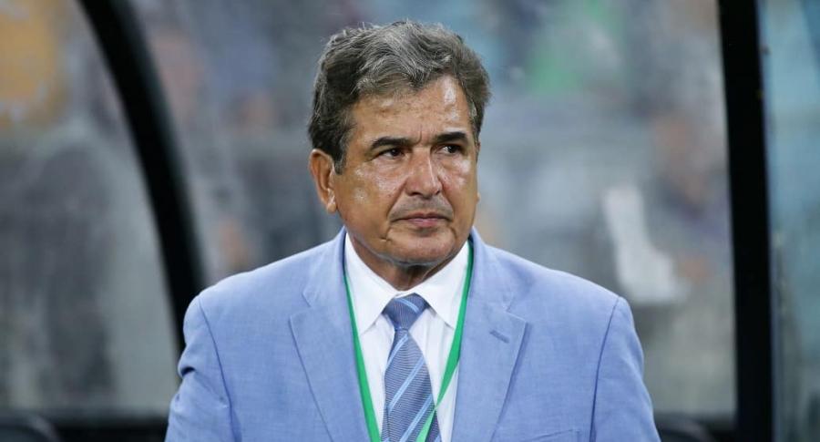 Jorge Luis Pinto, director técnico.