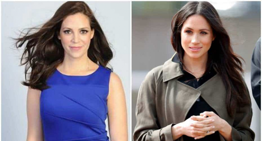 Mujer que quiere parecerse e Meghan Markle.