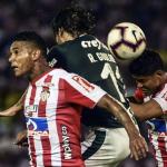 Junior vs. Palmeiras