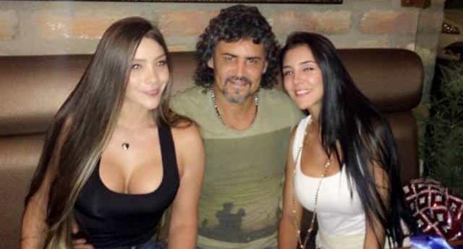 Johanna García y Leonel Álvarez