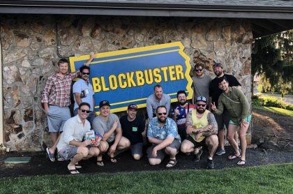 Blockbuster en Bend, Oregon