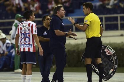 Prueba demuestra que cuarto árbitro se equivocó en cambio de ...