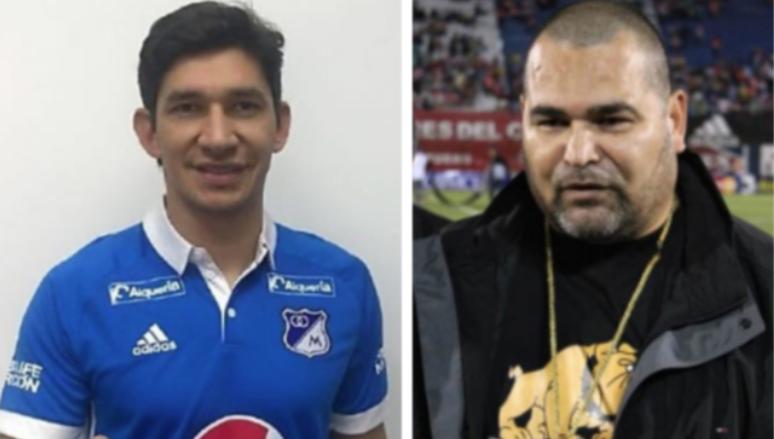 Roberto Ovelar/ José Luis Chilavert