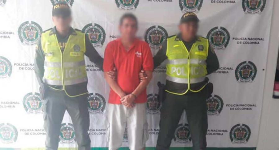 José Mendoza Maestre, capturado por maltratar a su progenitora
