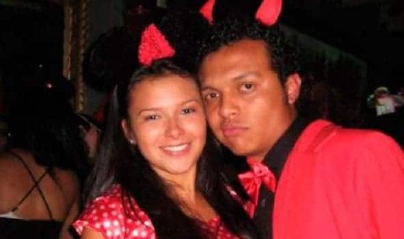 Laura Moreno y Luis Andrés Colmenares