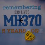 Homenaje a las víctimas del MH370 en Kuala Lumpur.