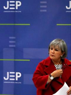 Unidad de JEP vio a 'Sonia' en video de 'Iván Márquez' y pidió por error expulsión de ella
