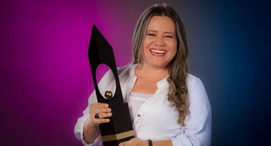 Ludirlena Pérez Carvajal , Mujer Cafam 2019