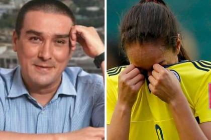 Matador y jugadora de la Selección Colombia