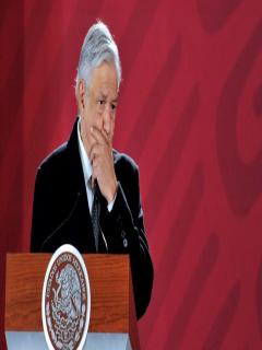 Presidente de México avala decisión de dejar en libertad al hijo de 'El Chapo' Guzmán