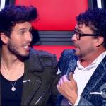 Sebastián Yatra y Andrés Cepeda, cantantes.