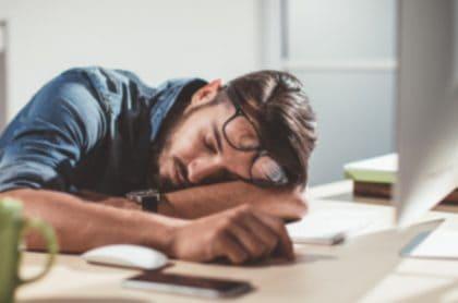 Dormir en el trabajo