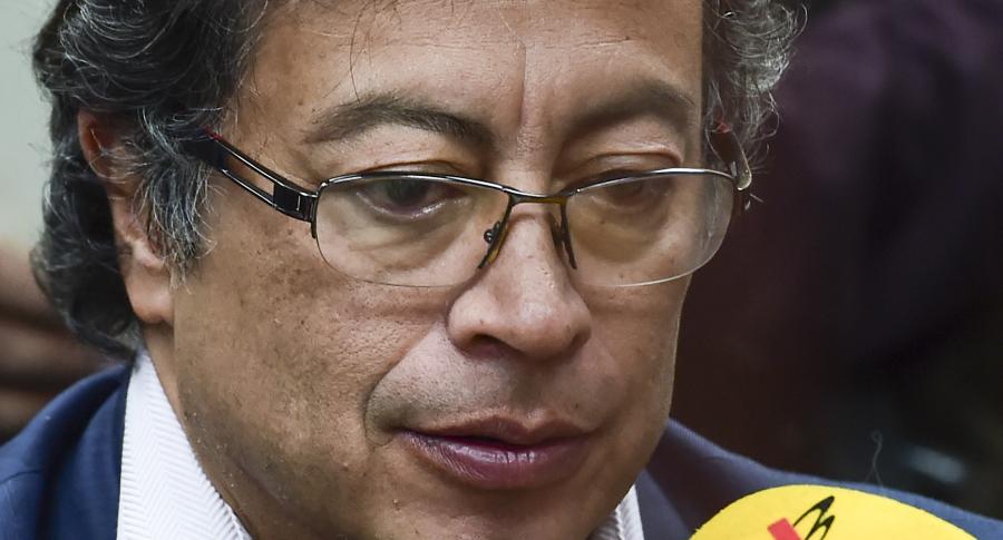Senador Gustavo Petro Urrego