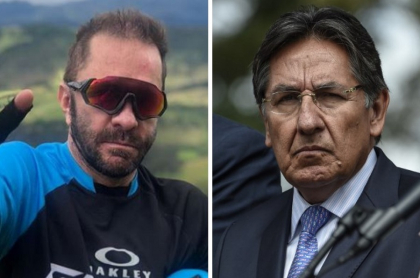 Pirry y Néstor Humberto Martínez
