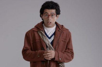 Santiago Alarcón como Jaime Garzón