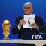 Joseph Blatter Catar 2022